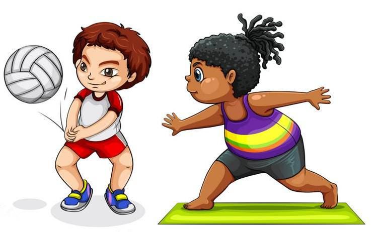 幼儿运动要坚持的两个原则