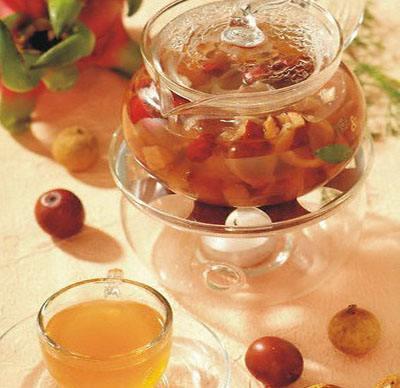 老年人常喝五种茶可益寿延年