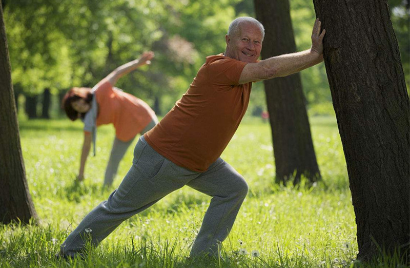 老年人运动项目的选择