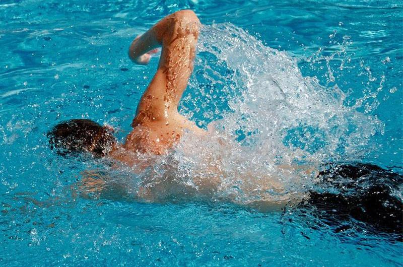 夏季健身可选游泳