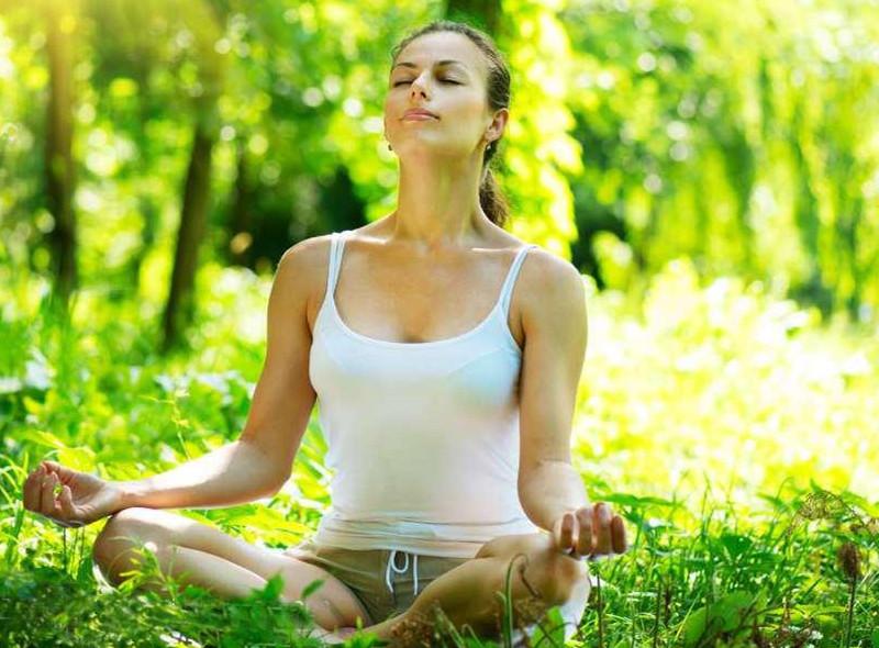 瑜伽是一门可锻炼体质的生活艺术