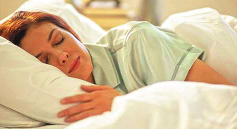 睡眠是消除运动性疲劳的关键