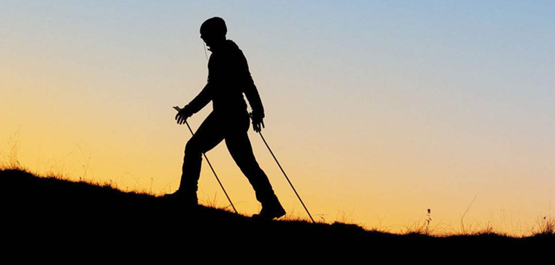 新兴大众健身运动——越野行走