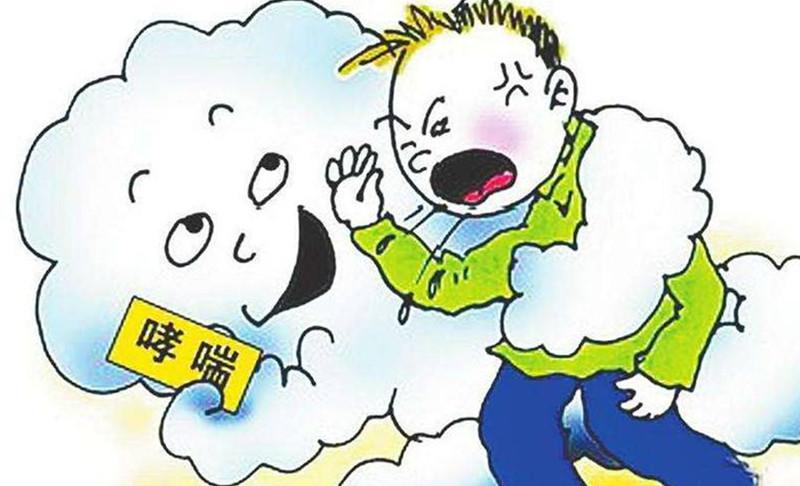 适当的运动对哮喘有一定好处