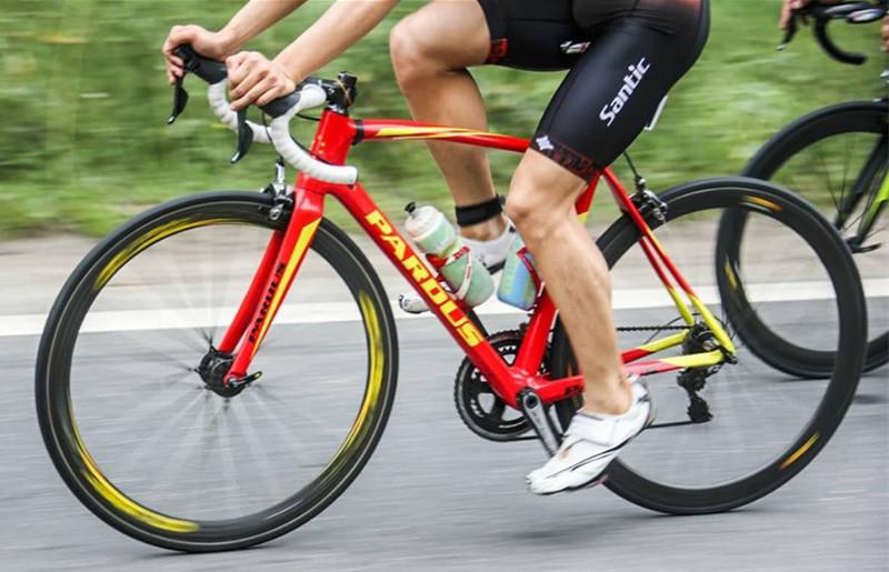 骑自行车是一种强身健体的好方法
