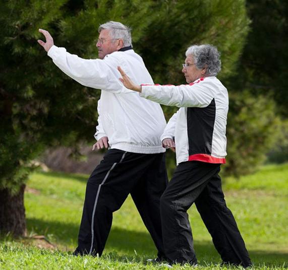 老年人运动应注意的问题
