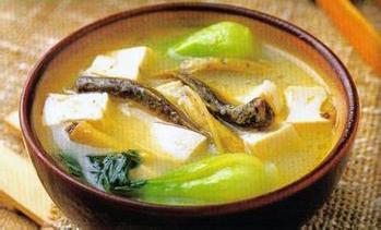 春季养肝 推荐豆腐泥鳅汤