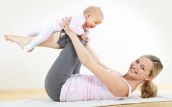 产后减肥操,做这五项运动最有效
