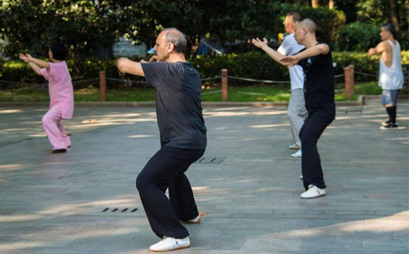 老年人多运动可延缓衰老