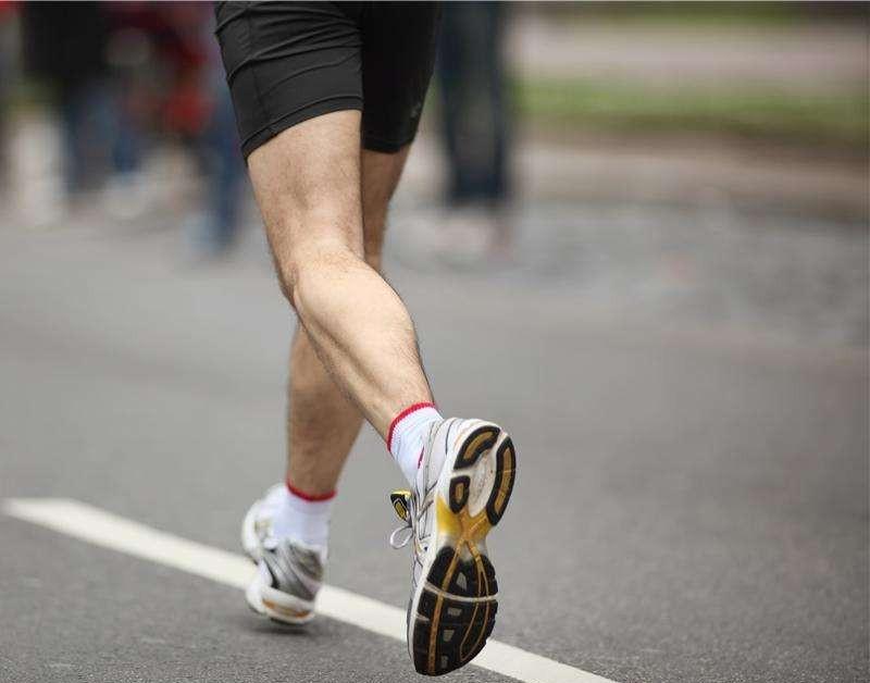 介于散步与竞走之间的健身走运动