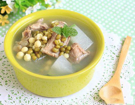 吃什么能养颜 推荐六款美白祛斑汤