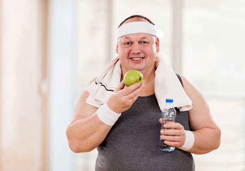 肥胖人群可选健身走运动来减肥
