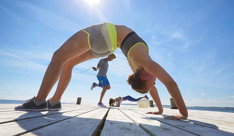 运动与健康的关系