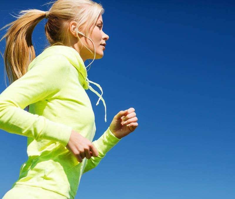 健身跑运动的常见误区