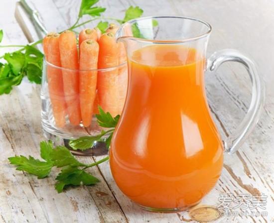 最有效养颜的果汁配方
