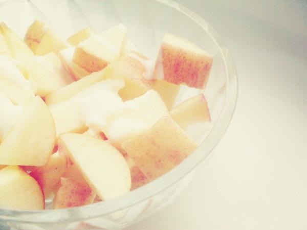 苹果6道减肥食谱可瘦身