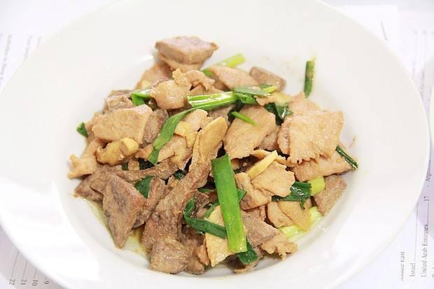 瘦肉含有优质蛋白质