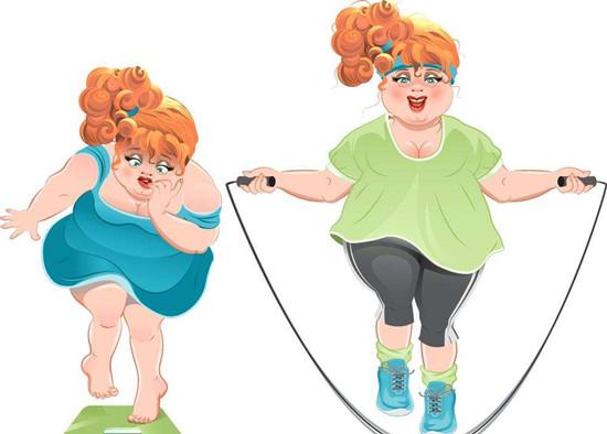 运动减肥是最绿色的减肥方式