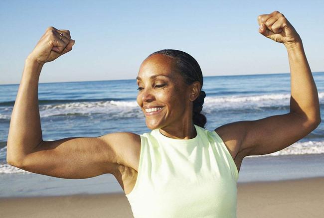 学会肌肉放松法能控制心里紧张