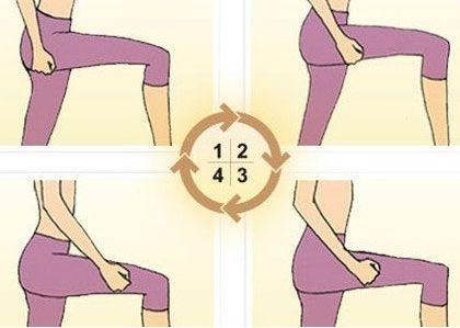 腿部肉太多怎么减 4个腿部减肥妙招