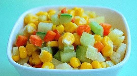 这样吃玉米即消肿又减肥