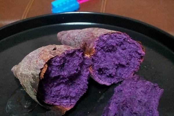 老人常吃紫薯好处多