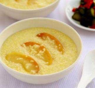 小米好处多 小米粥减肥食谱供参考