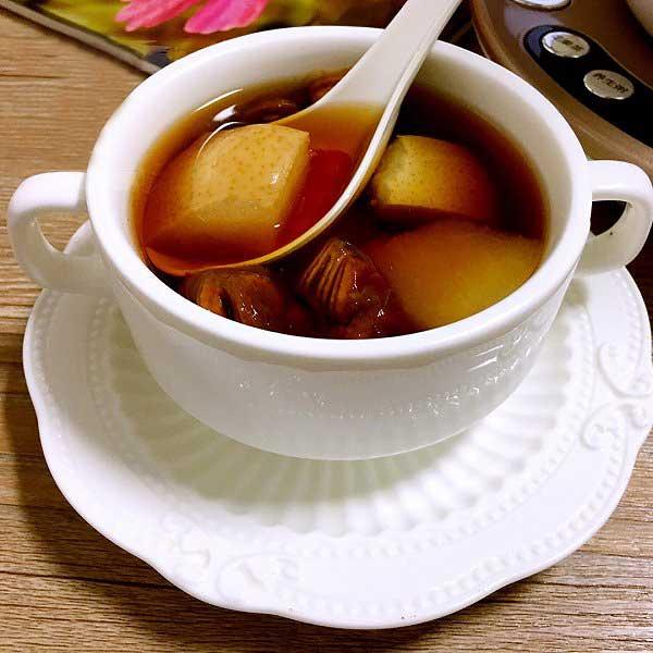 常用它泡茶喝,润肺去燥、保护咽喉,顺便清洗你的小肺肺!