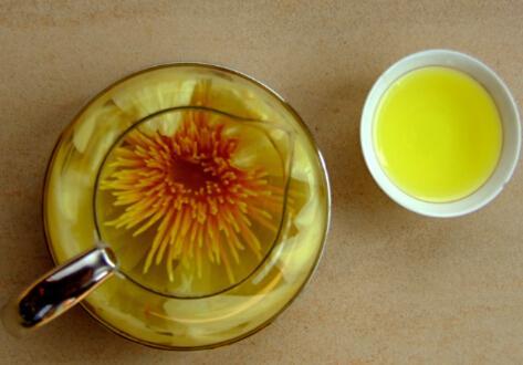 7大特色药茶可养出水润女人