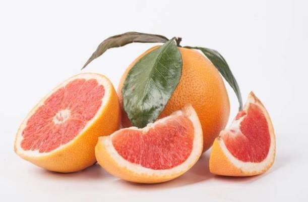美味柚子营养高 抗百病又美颜