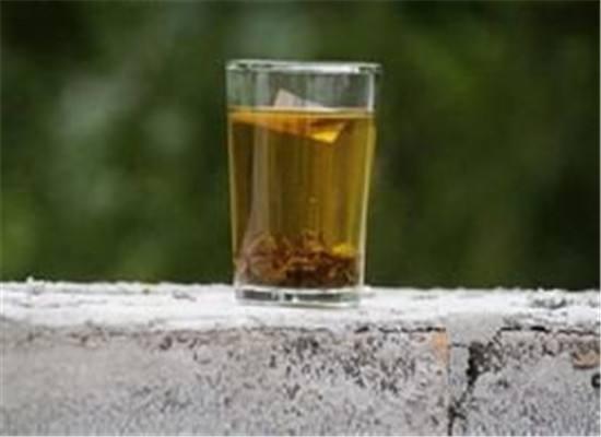 润肠排毒降压茶