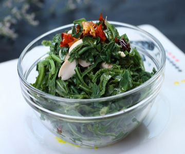 夏季必吃的野菜——苦苦菜,,这美味的吃法不要错过