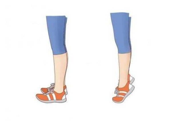 冬季做踮脚运动可消百病
