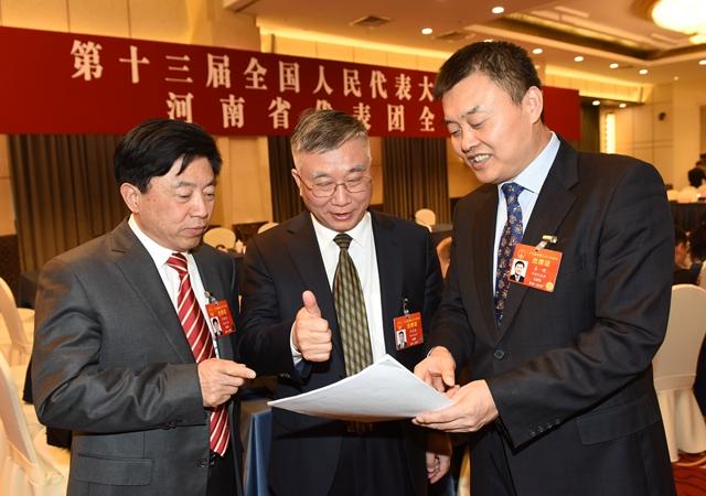 姜明代表:重建张仲景国医大学要定好位