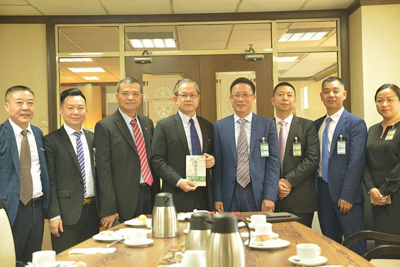 廣東省中草藥產業協會赴馬來西亞考察交流