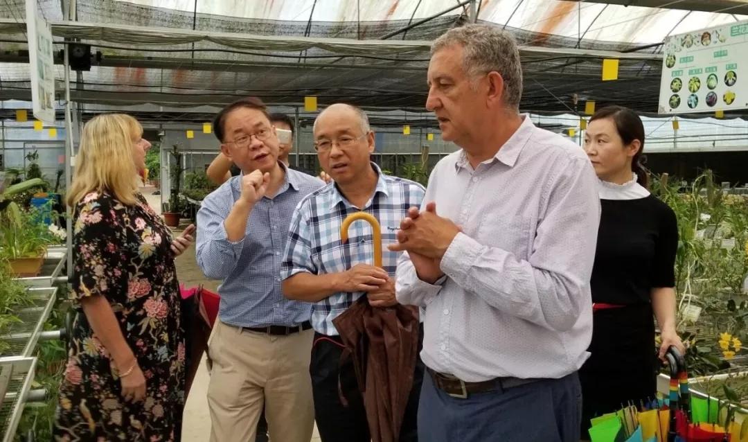 中澳合作,携手开展中医药文化国际推广与大健康产品开发