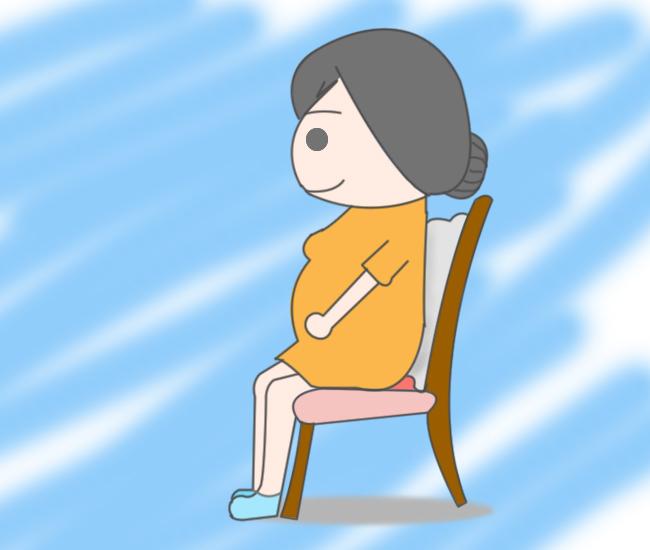 孕妈咪正确的睡姿及坐姿 对您和孩子很重要