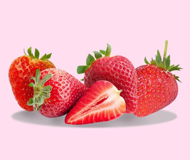 孕妇吃草莓可以促进胎儿骨骼发育
